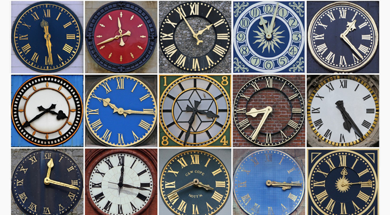 God's Clocks