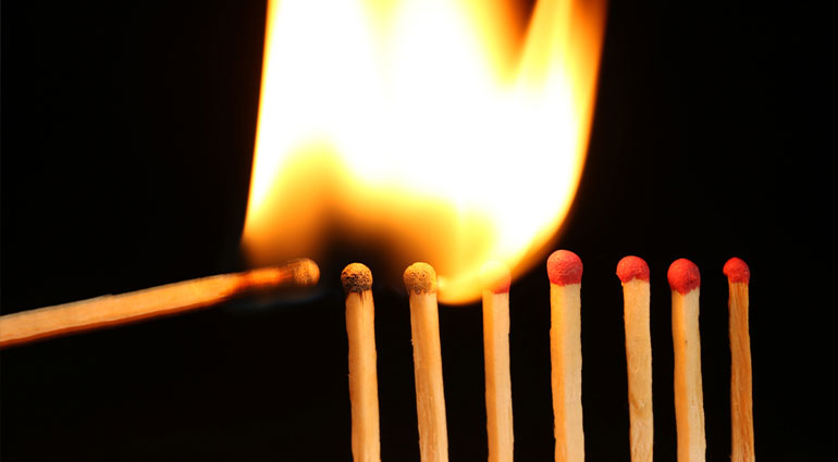 playing with fire - photo #18