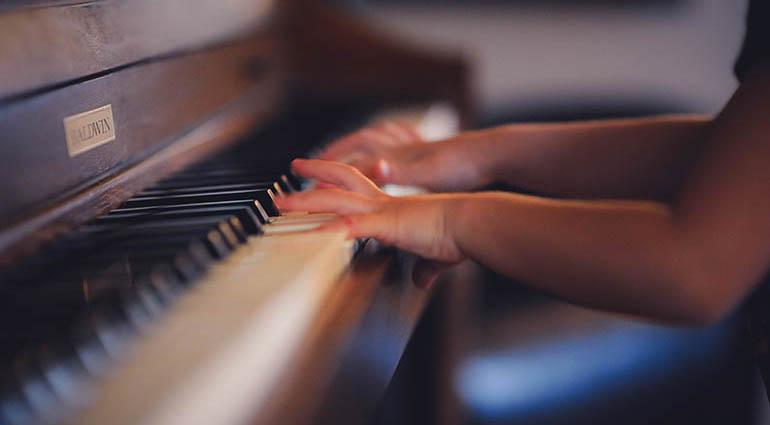 Le piano qui rapetissait