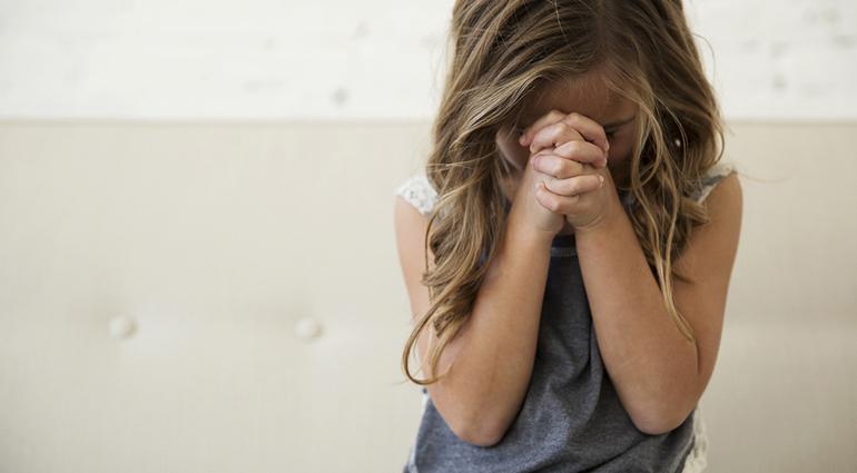Five-Finger Prayers