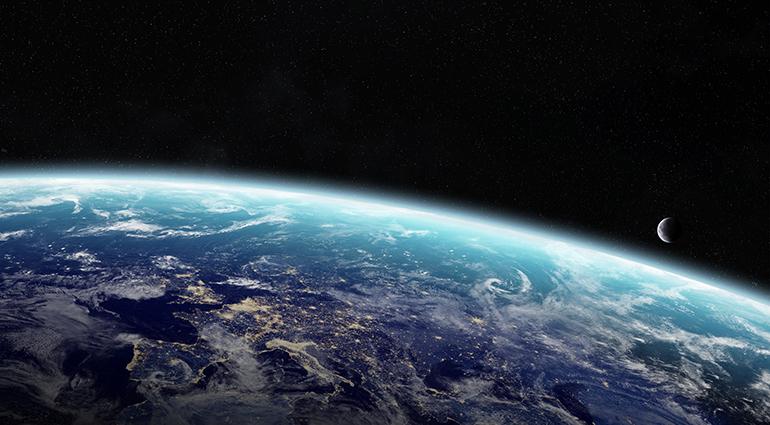 美好的地球