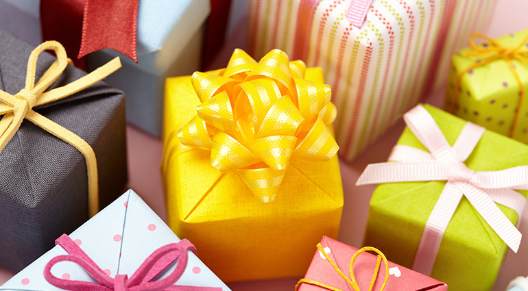 อะไรคือของขวัญที่ดีที่สุด