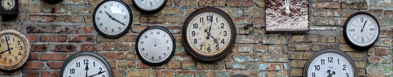 Horloges et calendriers