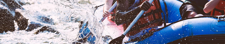 Navegar por los rápidos
