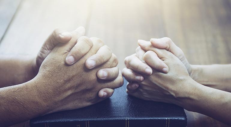 Cara Betul untuk Berdoa