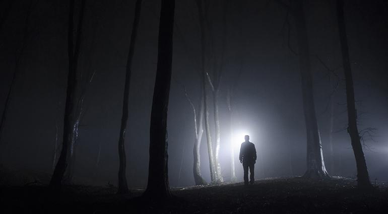 Esperanza en la oscuridad