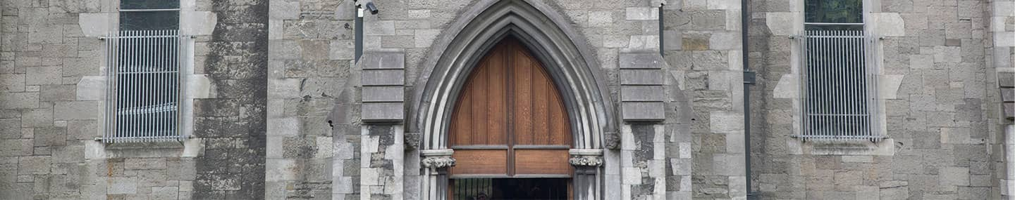 Our Daily Bread November 1st 2019 - The Door of Reconciliation