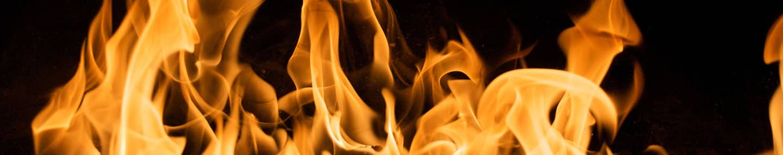 Un feu appelé saint