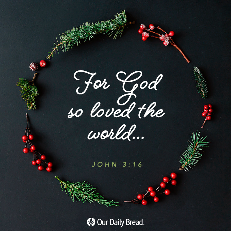 Joy To The World - ODB + Insight: 25 December 2020
