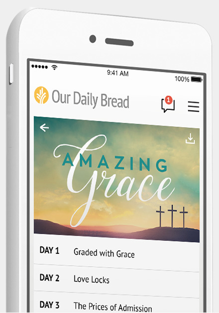 Mobile Resources | Our Daily Bread