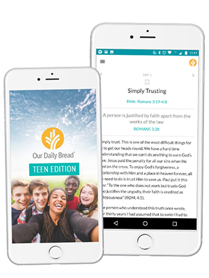 Our Daily Bread Teen 365 App